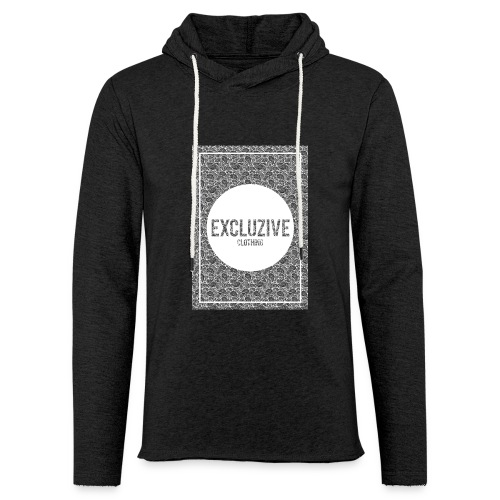 B-W_Design Excluzive - Light Unisex Sweatshirt Hoodie