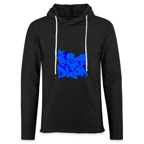 Instagram Dijon - Sweat-shirt à capuche léger unisexe