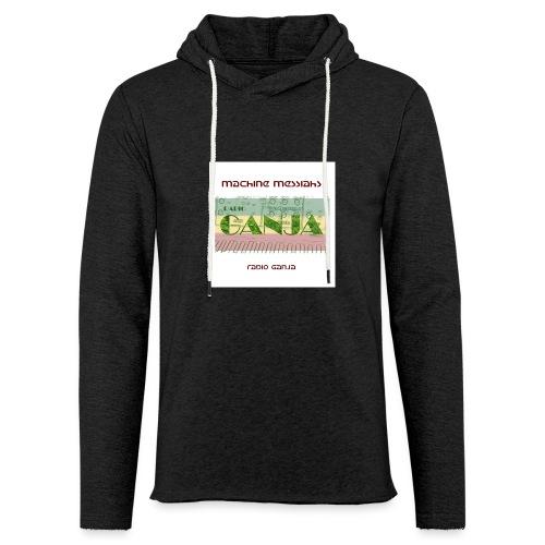 radio ganja - Light Unisex Sweatshirt Hoodie