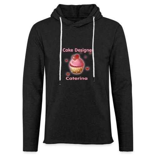 cupcakke - Felpa con cappuccio leggera unisex