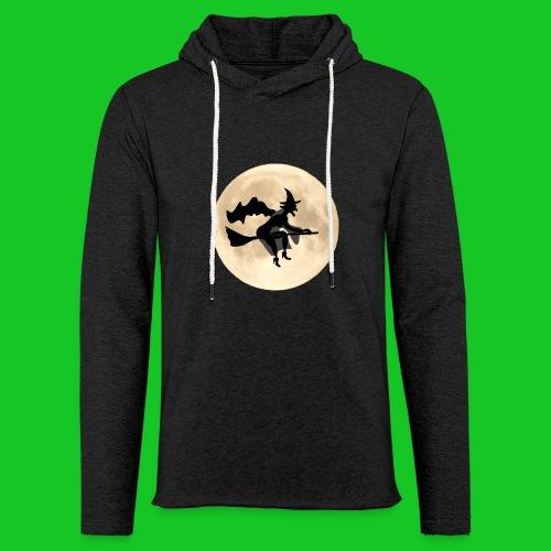 Sexy heks - Lichte hoodie unisex