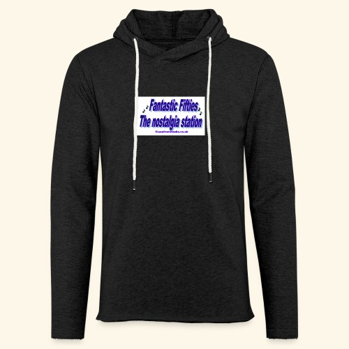 big box - Light Unisex Sweatshirt Hoodie