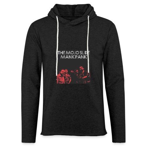 Manic Panic - Design 2 - Light Unisex Sweatshirt Hoodie