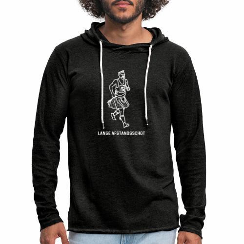 Lange Afstandsschot - Lichte hoodie unisex