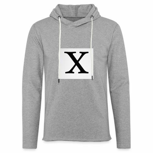 THE X - Light Unisex Sweatshirt Hoodie