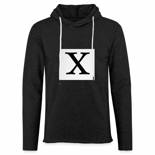 THE X - Light Unisex Sweatshirt Hoodie