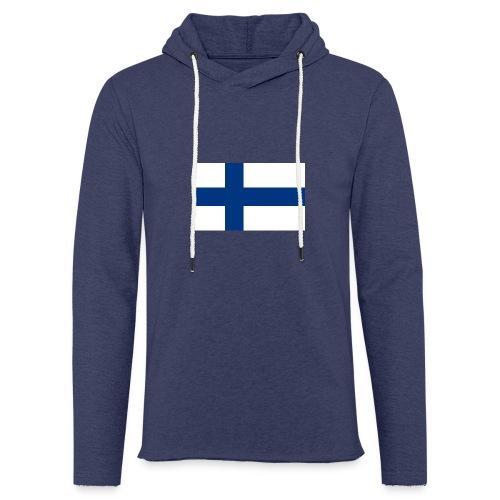 800pxflag of finlandsvg - Kevyt unisex-huppari