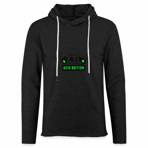 Rain Clothing - ACID EDITION - - Light Unisex Sweatshirt Hoodie