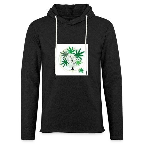 the bouture - Sweat-shirt à capuche léger unisexe