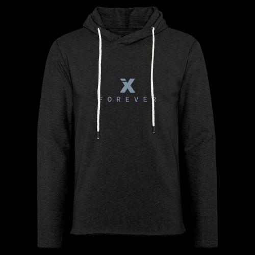 Forever Logo - Leichtes Kapuzensweatshirt Unisex