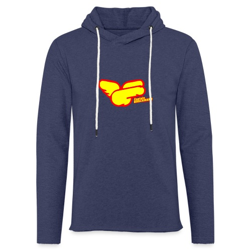 CAPTAIN BRACKMARD LOGO - Sweat-shirt à capuche léger unisexe