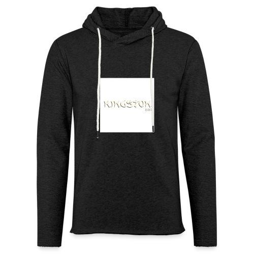 kingston//sah - Light Unisex Sweatshirt Hoodie