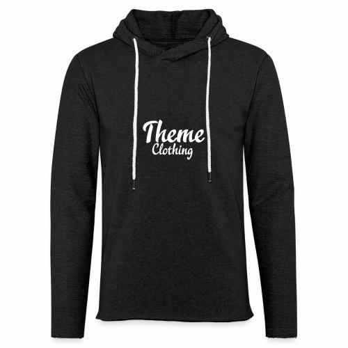 Theme Clothing Logo - Light Unisex Sweatshirt Hoodie