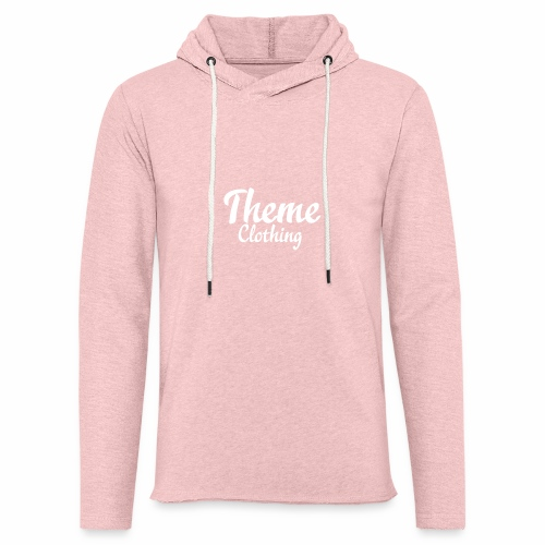 Theme Clothing Logo - Light Unisex Sweatshirt Hoodie