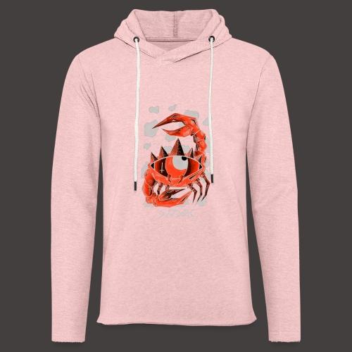 cancer Négutif - Sweat-shirt à capuche léger unisexe