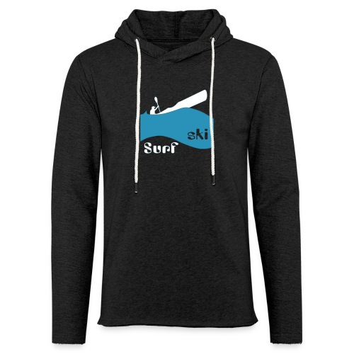 SurfSKi Shirt - Leichtes Kapuzensweatshirt Unisex