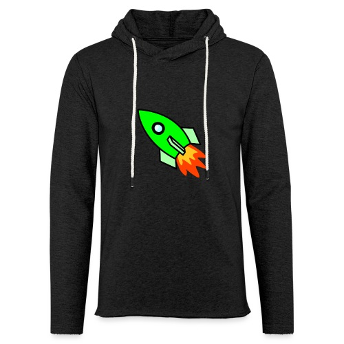 neon green - Light Unisex Sweatshirt Hoodie