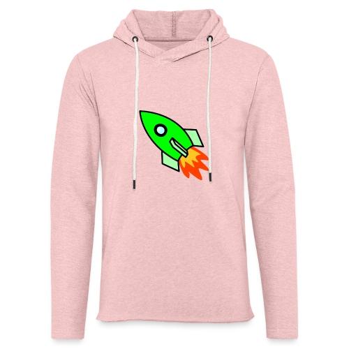 neon green - Light Unisex Sweatshirt Hoodie