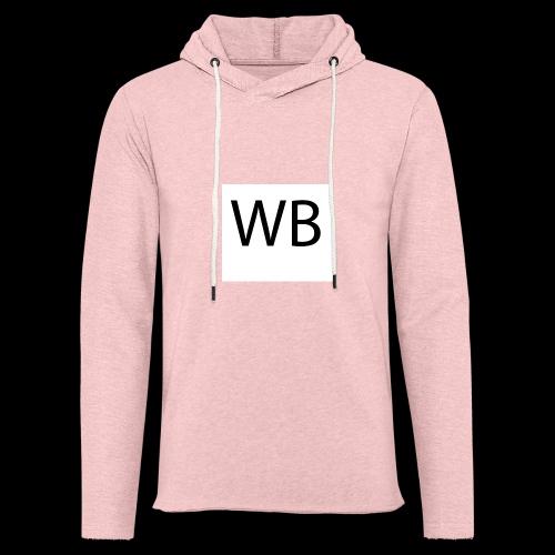 WB Logo - Leichtes Kapuzensweatshirt Unisex