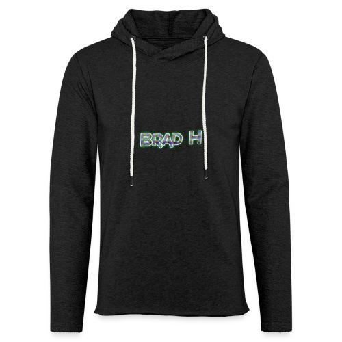 Official Brad H Logo - Light Unisex Sweatshirt Hoodie