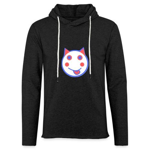 Red White And Blue - Alf Da Cat - Light Unisex Sweatshirt Hoodie