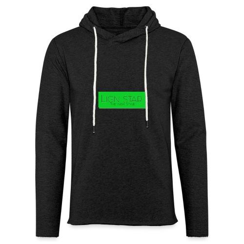 Untitled 3 png - Let sweatshirt med hætte, unisex
