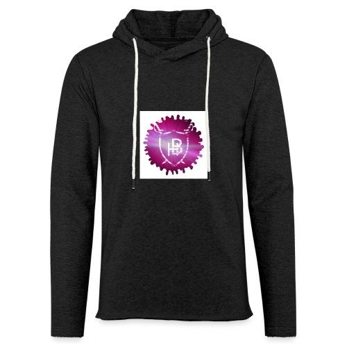 Hustler Brand - Sweat-shirt à capuche léger unisexe