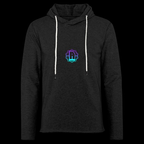 'A' Design Blue Edition - Light Unisex Sweatshirt Hoodie