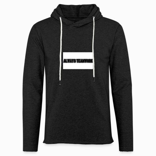 at team - Lichte hoodie unisex