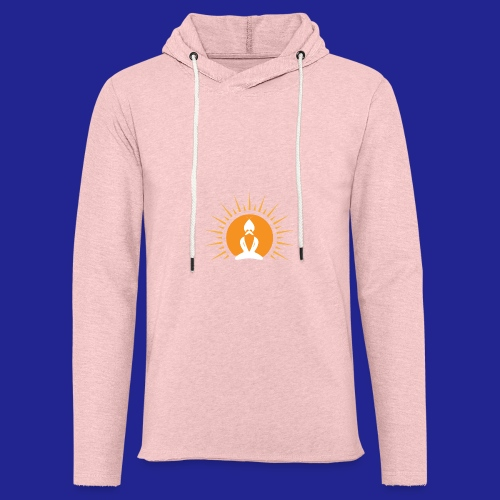 Guramylyfe logo no text - Light Unisex Sweatshirt Hoodie
