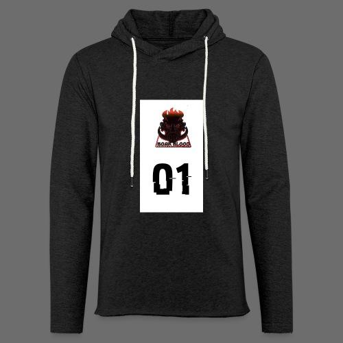 Boar blood 01 - Lekka bluza z kapturem