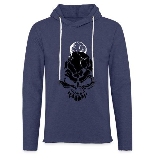 F noize fronte png - Light Unisex Sweatshirt Hoodie