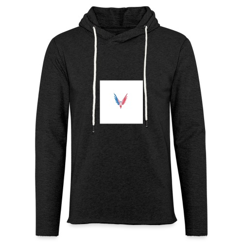 American bird. - Light Unisex Sweatshirt Hoodie