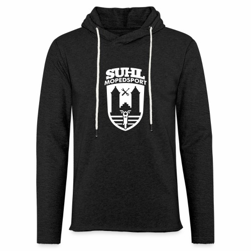 Suhl Mopedsport S50 / S51 Logo No.2 - Light Unisex Sweatshirt Hoodie