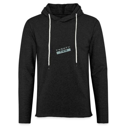 Twenty Two - Light Unisex Sweatshirt Hoodie
