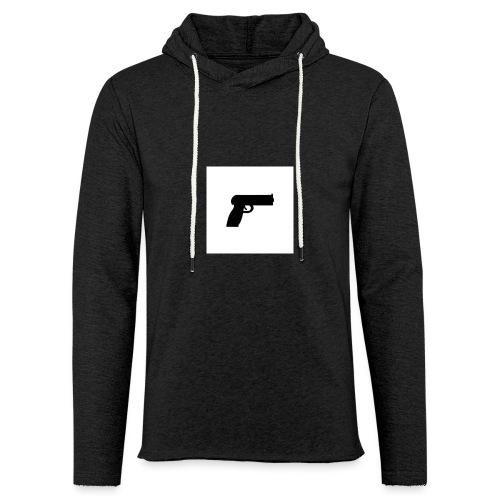 geweer_318-1424-jpg - Lichte hoodie unisex