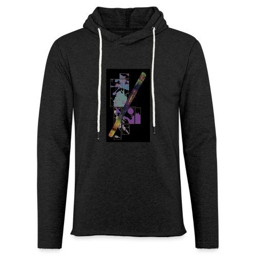 Circuito Trance music B jade - Light Unisex Sweatshirt Hoodie