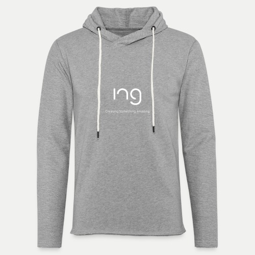 ing Original's - Light Unisex Sweatshirt Hoodie