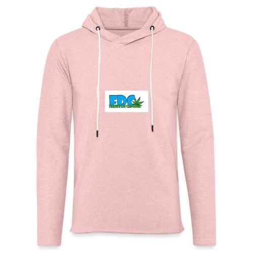 Logo_Fabini_camisetas-jpg - Sudadera ligera unisex con capucha