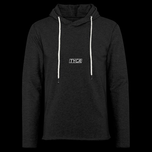 TYGR Box Design - Light Unisex Sweatshirt Hoodie