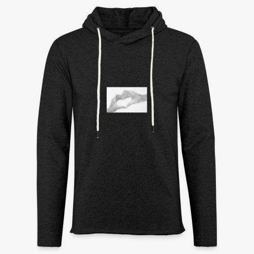 body bébé - Sweat-shirt à capuche léger unisexe