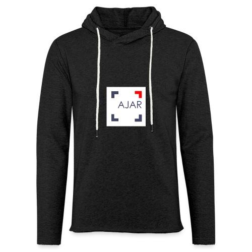 AJAR Logo - Sweat-shirt à capuche léger unisexe