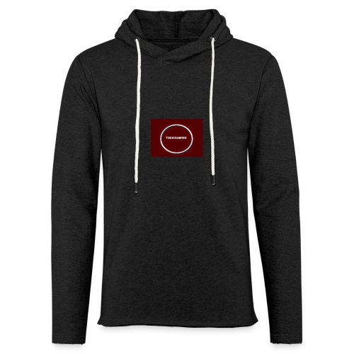 LOGO2 - Sweat-shirt à capuche léger unisexe