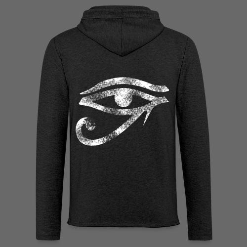 The eye catcher. - Light Unisex Sweatshirt Hoodie
