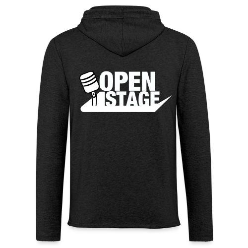 Open Stage Merch - Leichtes Kapuzensweatshirt Unisex