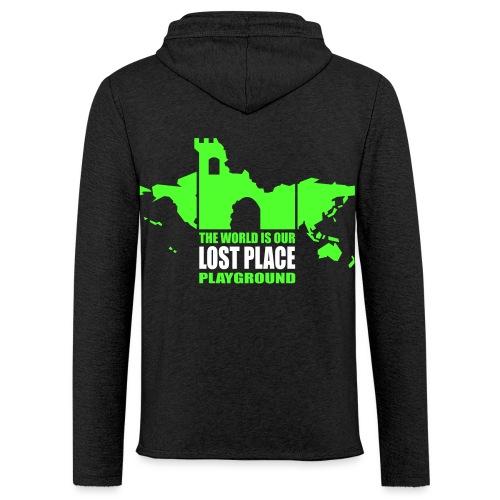 Lost Place - 2colors - 2011 - Leichtes Kapuzensweatshirt Unisex