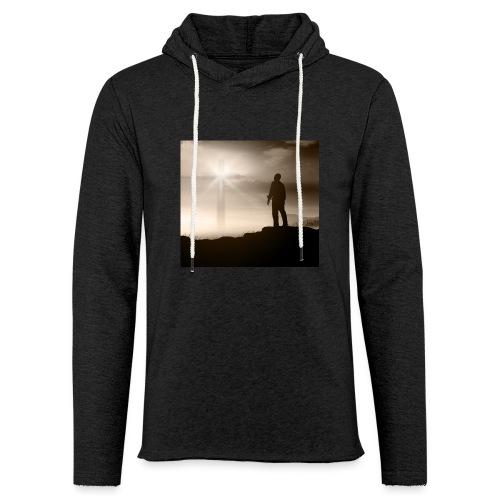 The road to victory - Light Unisex Sweatshirt Hoodie