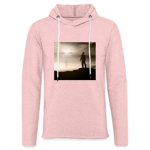 The road to victory - Light Unisex Sweatshirt Hoodie