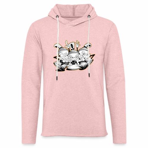 dont tim timmey ver01 - Let sweatshirt med hætte, unisex