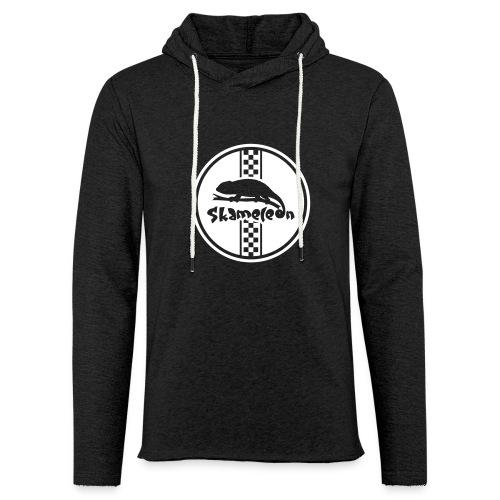 skameleon Logo - Leichtes Kapuzensweatshirt Unisex